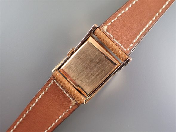 "ref.576 Rose ""Driver's watch"""