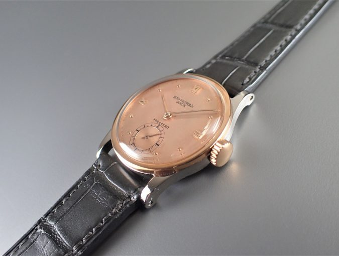 ref.96 Steel & Rose retailed by FRECCERO