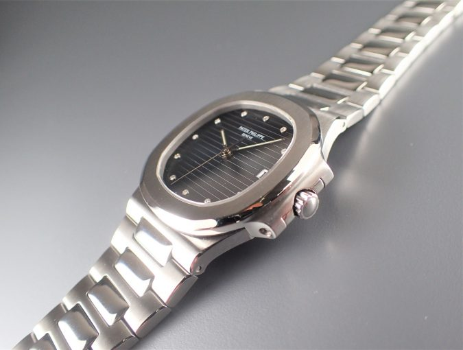 ref.3800/01 Steel with Diamond indexes