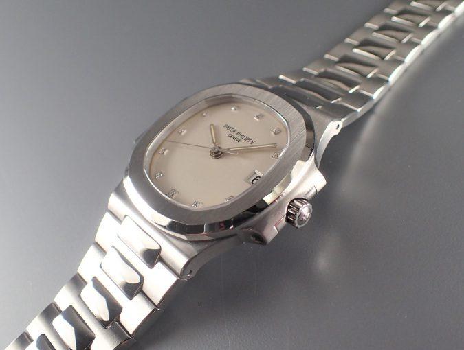 """ref.3800/1A-013 Ceramic White dial """"NOS"""""""